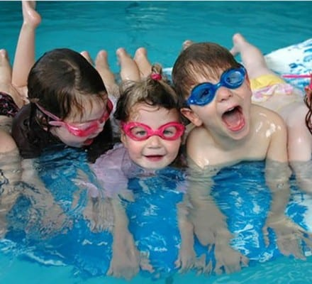 Are there long term benefits for infant swimming?