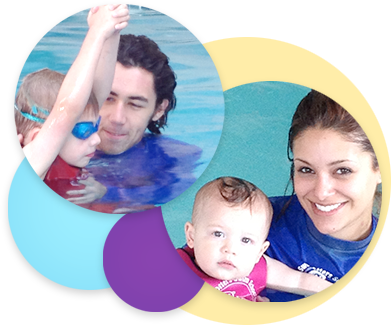 Swim Otters' caring instructors are looking forward to meeting your child!