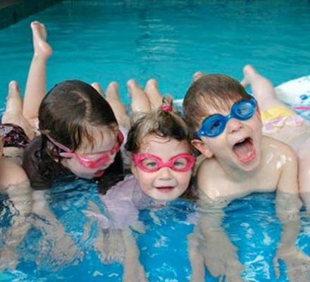 Kids Swimming Lessons – GRAND OPENING! New Location